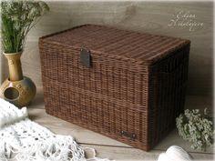 Новости Storage Baskets, Storage Chest, Decorative Boxes, Weaving, Wall, Home Decor, Walls, Interior Design, Loom Weaving