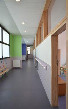 Sonia Delaunay School,Courtesy of ADEN architectes