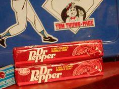 Dr Pepper BubbleGum…