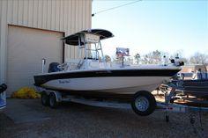 2011 NauticStar Boats NauticBay Boat 2400 Tournament Wedowee AL for Sale 36278