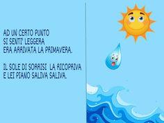 Prima del diritto all' educazione, ogni bambino ha il diritto ad essere rispettato. Italian Words, Science, Blog, Camilla, Activities, Winter Time, Classroom, Spring, Deutsch