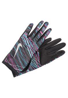 Nike Performance RIVAL - Fingerhandschuh - black/silver für 29,95 € (26.09.16) versandkostenfrei bei Zalando bestellen.