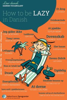 Speak Danish, Danish Words, Danish Language Learning, Danish Christmas, Coding Languages, Chinese English, Language Lessons, Idioms, Good To Know