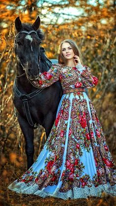 Cai, Amazing Photography, Victorian, Romantic, Horses, Models, Woman, Dresses, Fashion