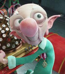 Arthur Christmas Elves.The Old Elf From Arthur S Christmas Wish Hey Sold Him As A