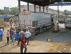 RailPictures.Net Photo: 1679 Ghana Railways EMD GT18LC-2 at Accra, Ghana by Graham Williams