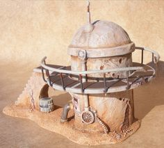 Table Tatooine pour warhammer 40K