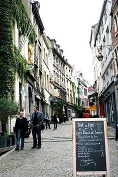 visited..Christmas shopping..just a day trip from Verdun, France..Sablon, top 10 things to do in Brussels