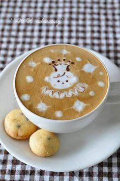 Coffee art <3