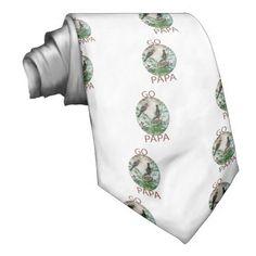 Gehen Papa Bedruckte Krawatten #Achempong #KRAWATTE  #Individual #Hakuna #Matata #hakunamatata #apparel #Clothing's #Children #Clothes #boys and #girls #cloth #Women's #Clothing  #Kleidung  #ties and #neckties