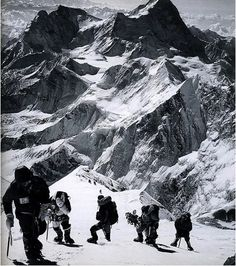 Mt. Everest, when I'm retired and I can afford the $60,000 worth of fees, this is on my bucket list.