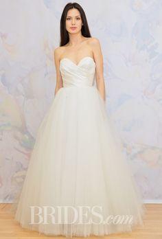 Antonio Gual For Tulle New York Wedding Dresses Spring 2015 Bridal Runway Shows Brides.com | Wedding Dresses Style | Brides.com