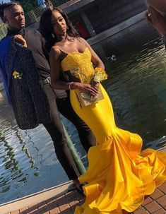 Yellow lace Long Prom Dresses ,mermaid prom gown, Shop plus-sized prom dresses for curvy figures and plus-size party dresses. Ball gowns for prom in plus sizes and short plus-sized prom dresses for Prom Girl Dresses, Prom Outfits, Black Prom Dresses, A Line Prom Dresses, Homecoming Dresses, Party Dresses, Chiffon Dresses, Fall Dresses, Long Dresses
