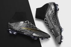 "Nike Releases 2015 ""BHM"" Collection – Mercurial Superfly BHM For more info visit http://www.soccermint.com"