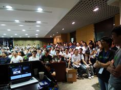 University Recruiters visited the Chinese Academy of Science on Sep 5th, 2012