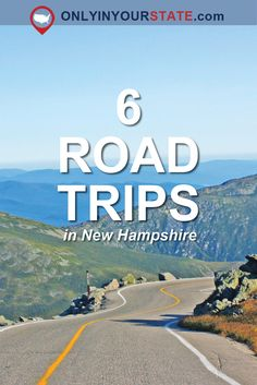Travel | New Hampshire | Road Trips | Bucket Lists | Places To See Before You Die | Unique Attractions