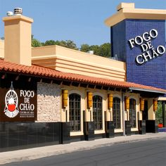 Fogo de Chao - I'm going to one of these someday soon