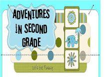 Adventures in Second Grade