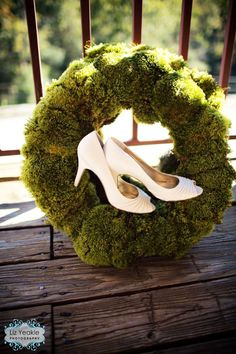 Shabby Chic Wedding by James Hurley Designs (Liz Yeakle Photography)