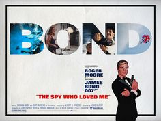 THE SPY WHO LOVED ME Quad | Flickr - Photo Sharing!