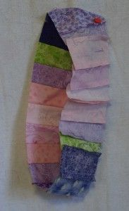 Bargello Quilt Making Instruction Pictures and video at end