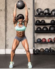 Easy Six Pack Abs Workout for Ripped Abs - Max Health Online Fit Black Women, Fit Women, Fitness Goals, Fitness Motivation, Women's Fitness, Six Pack Abs Workout, Black Fitness, Sport Photography, Muscle Girls