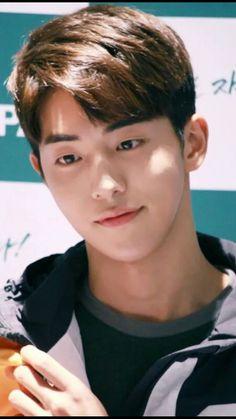 Nam Joo Hyuk Smile, Nam Joo Hyuk Lee Sung Kyung, Nam Joo Hyuk Cute, Jong Hyuk, Nam Joo Hyuk Lockscreen, Nam Joo Hyuk Wallpaper, Joon Hyung, Ahn Hyo Seop, Nam Joohyuk