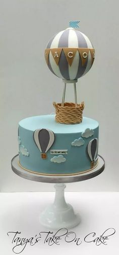 I would like to begin my 60s with this Birthday cake!! Fly away it would have to be 1/2 pink 1/2 blue for my twin brother's color. I think this is truly possible!