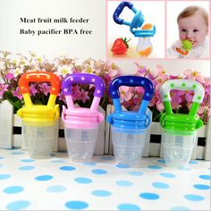 Funny pacifiers silcone baby pacifier fresh food feeder feeding nipple dummy fruits nibbler soother bottle clip chain bpa free #>=#>=#>=#>=#> Click on the pin to check out discount price, color, size, shipping, etc. Save and like it!