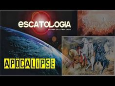 APOCALIPSE 15 - ESCATOLOGIA BIBLIA ( 22 ESPECIAIS)