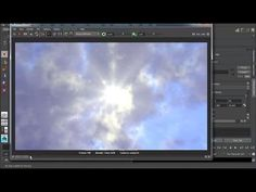 """CGI 3D Tutorials HD: """"Creating Realistic Clouds with Maya Fluids"""" by Studio Four Media - YouTube"""