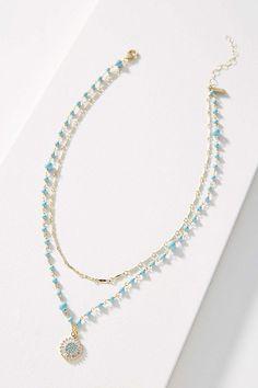 My favorite jewelry at Pandora - Fine Jewelry Ideas Boho Jewelry, Gemstone Jewelry, Silver Jewelry, Fine Jewelry, Jewelry Necklaces, Beaded Necklace, Fashion Jewelry, Women Jewelry, Pendant Necklace