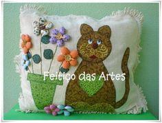 Almofada Gatucha