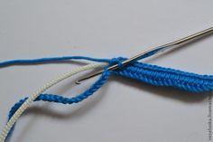 fare un fondo rigido per borse crochet