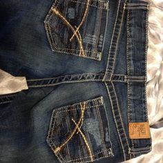 Brand New BKE Denim Jeans Worn them once and realized I bought the wrong size! Like brand new! OBO. BKE Jeans Boot Cut