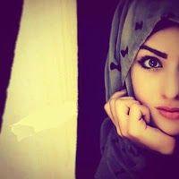 Innocent hijab girl latest Facebook DP
