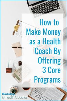 holistic health Take your health coach passion full-time and make more money in your health coaching business today by offering 3 core programs. Read on to find out what those 3 programs should be to have a successful health coaching business. Avocado Smoothie, Nutrition Education, Holistic Nutrition, Healthy Nutrition, Herbalife, Gesundheits Tattoo, Health Ledger, Health Tattoo, Health Symbol
