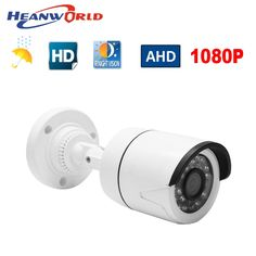 19.99$  Buy now - http://ali5g2.shopchina.info/go.php?t=32793226523 - Mini AHD camera 2.0MP 1080P HD Outdoor bracket analog Camera night vision security CCTV Surveillance camera ABS plastic home use 19.99$ #SHOPPING