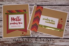 Booth #32: White Pines Card Workshop & Sangria Card Class