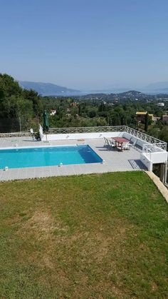 Check out this awesome listing on Airbnb: Villa Luce above Marina of Gouvia - Houses for Rent in Corfu