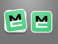 Free Sticker Mockup PSD for Branding 2020 update - Graphic Cloud Free Stickers, Round Stickers, Billboard Mockup, Best Templates, Die Cutting, Free Design, Presentation, Branding, Logos