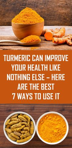 Health Turmeric Can Improve Your Health Like Nothing Else – Here Are The Best 7 Ways . Turmeric Can Improve Your Health Like Nothing Else – Here Are The Best 7 Ways To Use It Natural Home Remedies, Herbal Remedies, Cold Remedies, Bloating Remedies, Cooking With Turmeric, Coconut Health Benefits, Eating Habits, Allergies, Health And Wellness