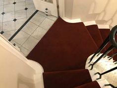 Spiral Staircase, Carpet Runner, Red Carpet, Home Decor, Spiral Stair, Decoration Home, Room Decor, Home Interior Design, Spiral Staircases
