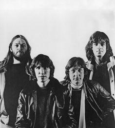 Pink Floyd nel 1979