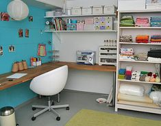 Craft Room Storage Projects For Your Home Office 18 Craft Room Storage, Room Organization, Craft Rooms, Storage Ideas, New Crafts, Home Crafts, Home Office, Office Art, Office Ideas