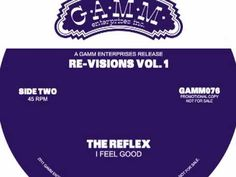 James Brown • I Feel Good [The Reflex Re√ision]
