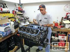 Chevrolet 454 Blue Collar Build - Part 3 - Car Craft Magazine