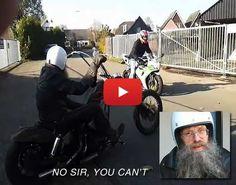 Harley Davidson Chopper vs. Sport Bike Race | See the bikes --> www.TotallyRadChoppers.com | #choppers #motorcycles http://totallyradchoppers.com/harley-davidson-chopper-vs-sport-bike-race/