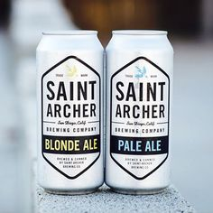 Blonde Ale (Kölsch), St. Archer - St. Archer uses German hops and Kölsch yeast to re-create an authentic blonde ale with clean, crisp, malt characteristics similar to a pilsner. Ideal for the host who's known for her chic, European style.