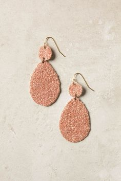 Crystallized Chroma Drops - Anthropologie.com   wish I had pierced ears for these!